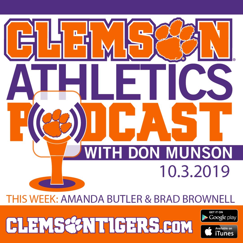 Clemson Athletics Podcast 10.3.2019