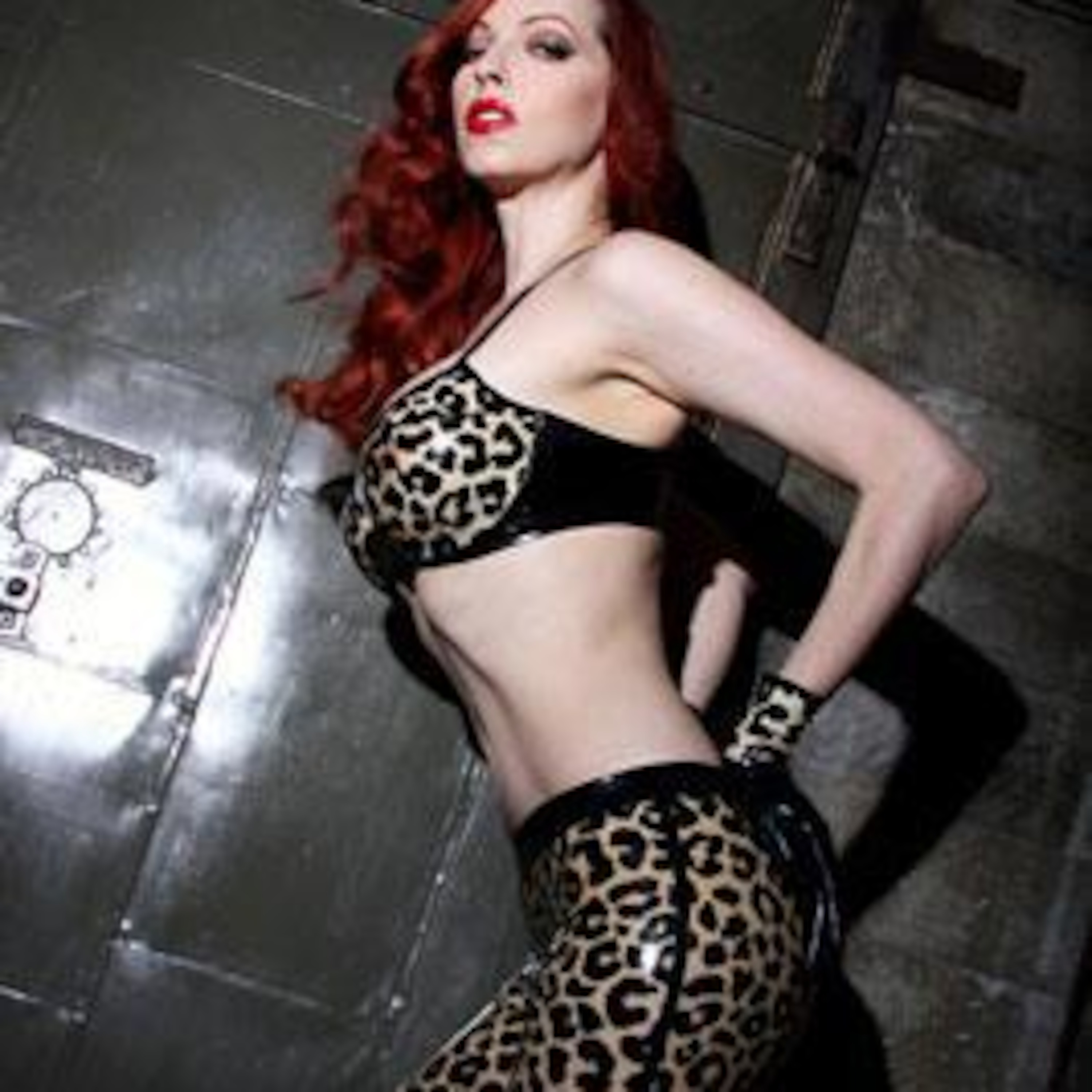 Emily Marilyn Gets A Bit Naughty