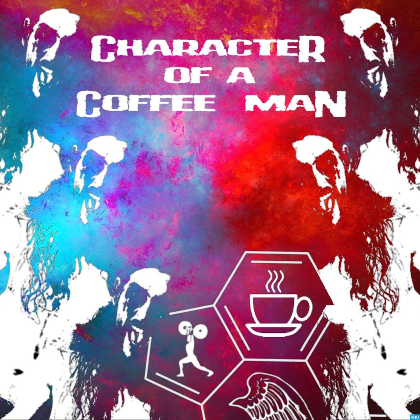 Character of a Coffee Man
