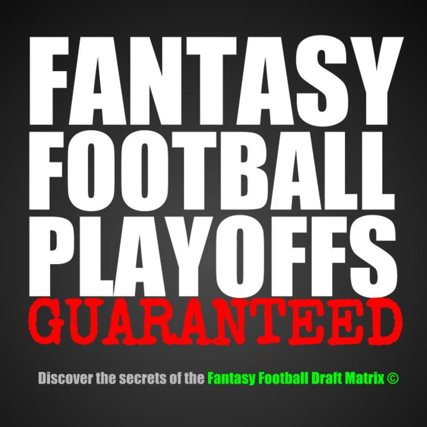 Fantasy Football Playoffs Guaranteed