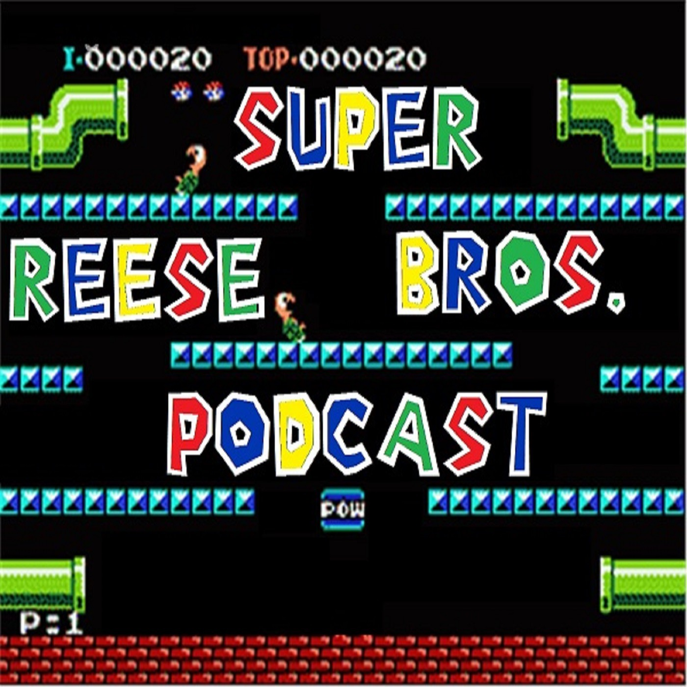 TheSuperReeseBros' Podcast