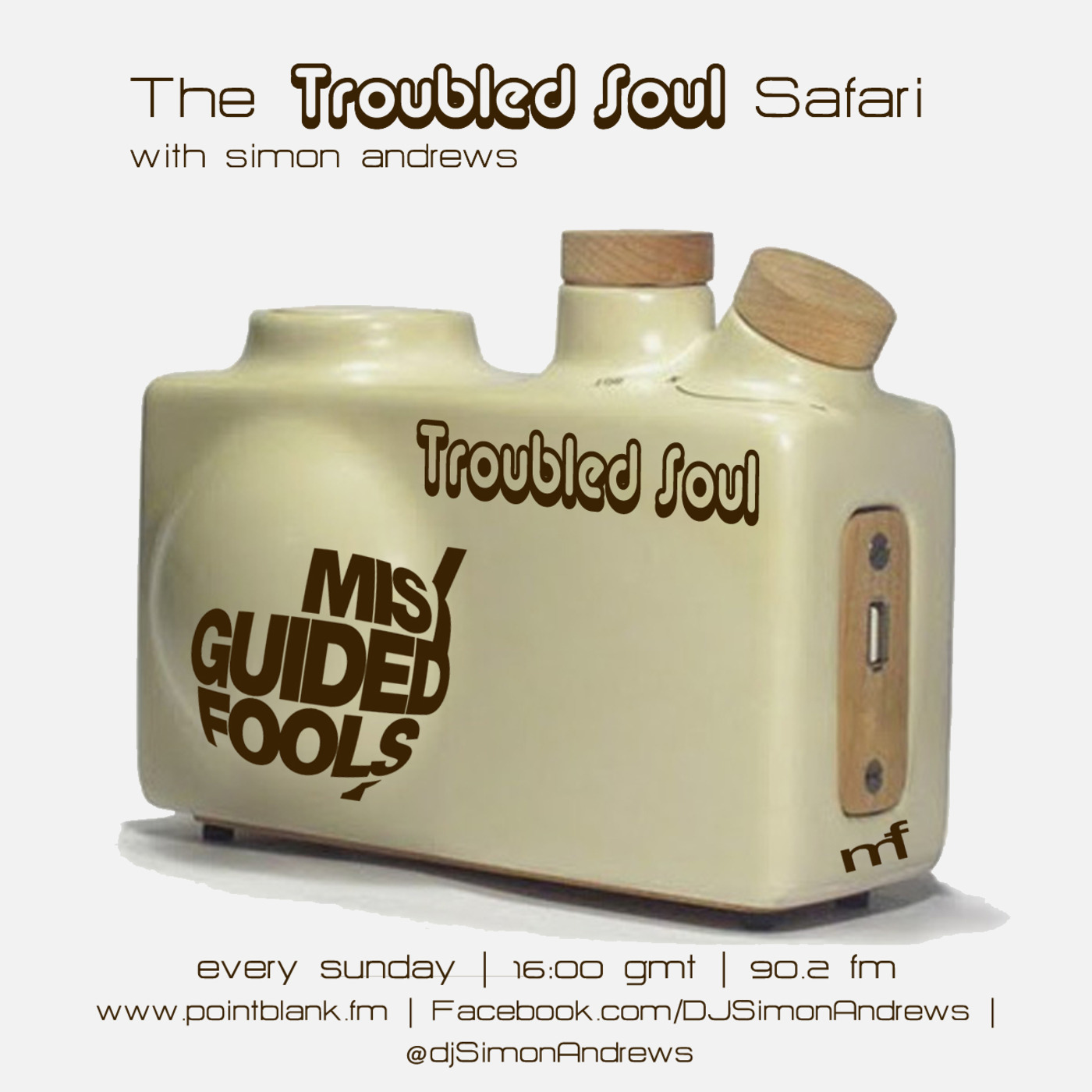 The Troubled Soul Safari Mixshow