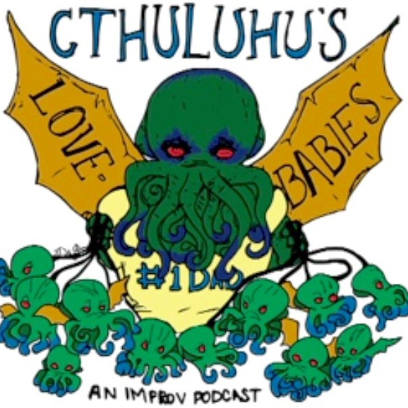 Cthulhu's Love Babies' Podcast