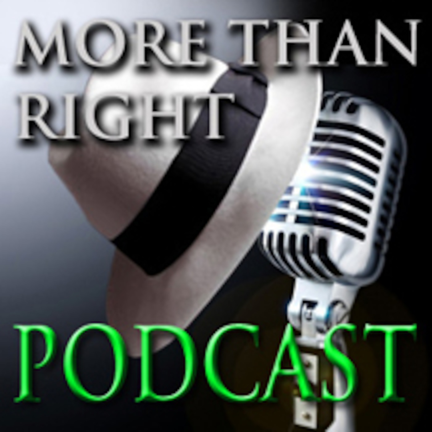 More Than Right Podcast