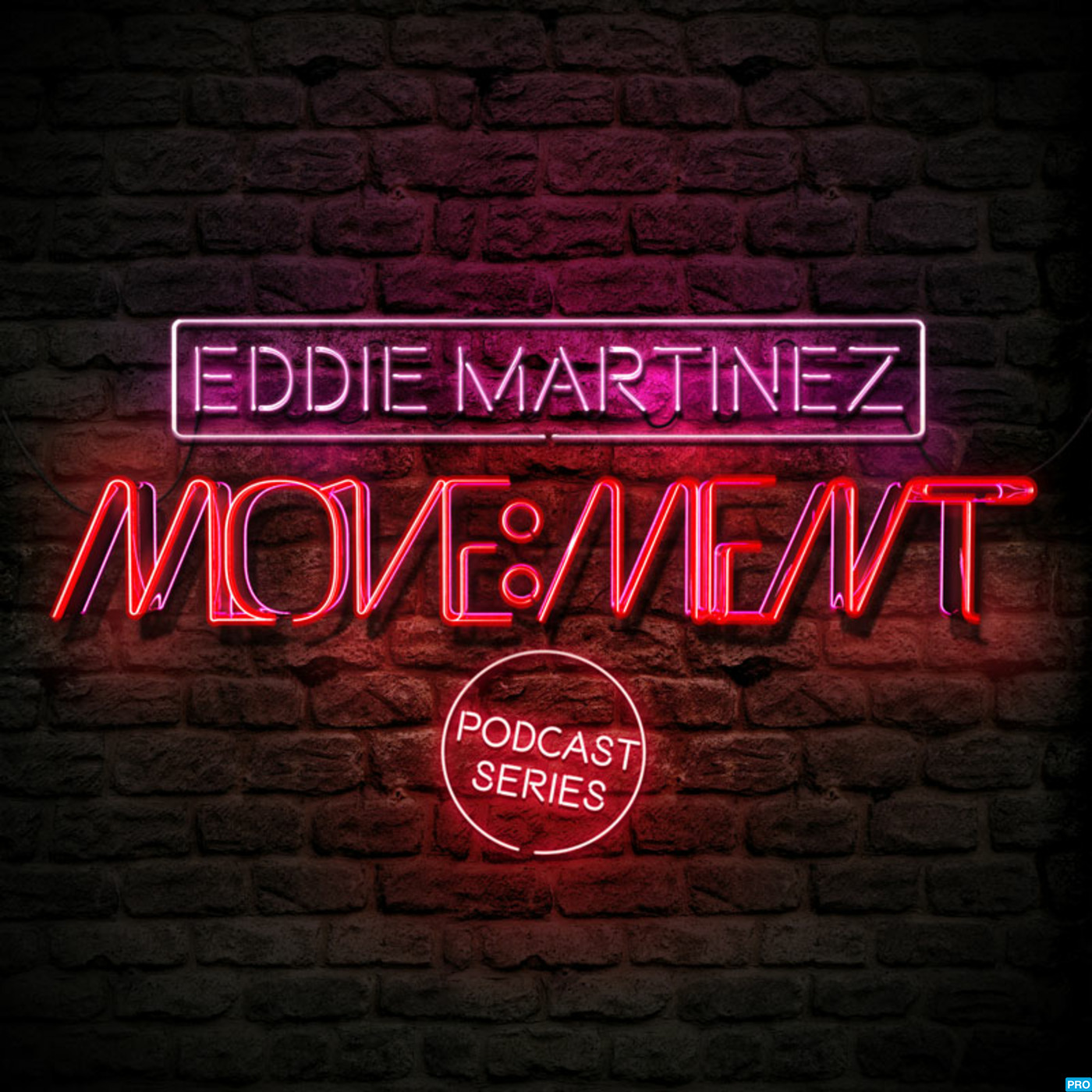 Eddie Martinez : Move:ment : Podcast Series