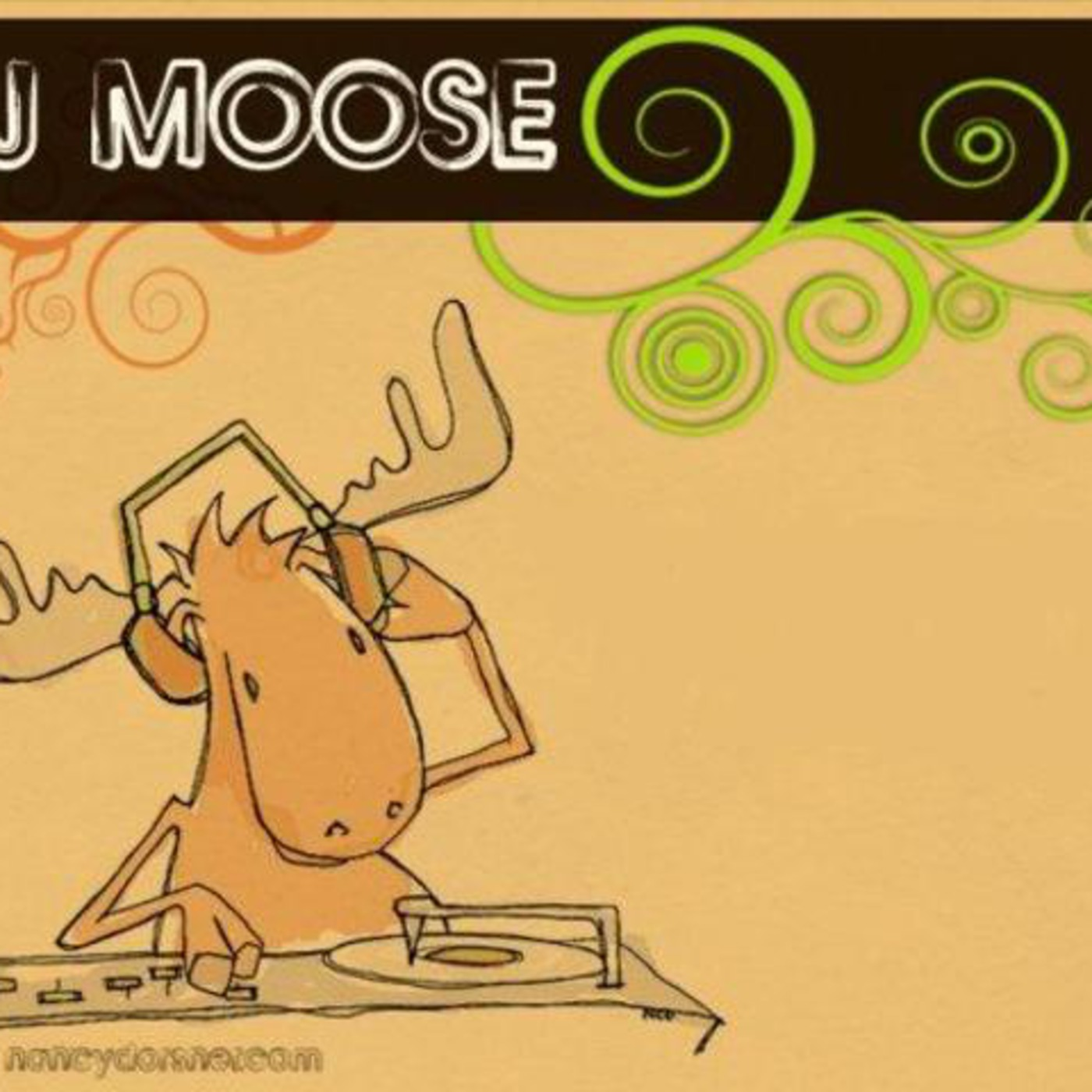 Club Moose Radio's Podcast with dj Moose