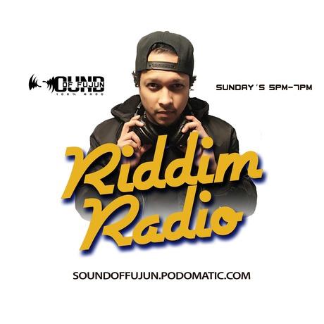 RIDDIM RADIO | Free Podcasts | Podomatic