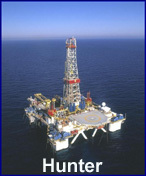 Israeli drilling platform