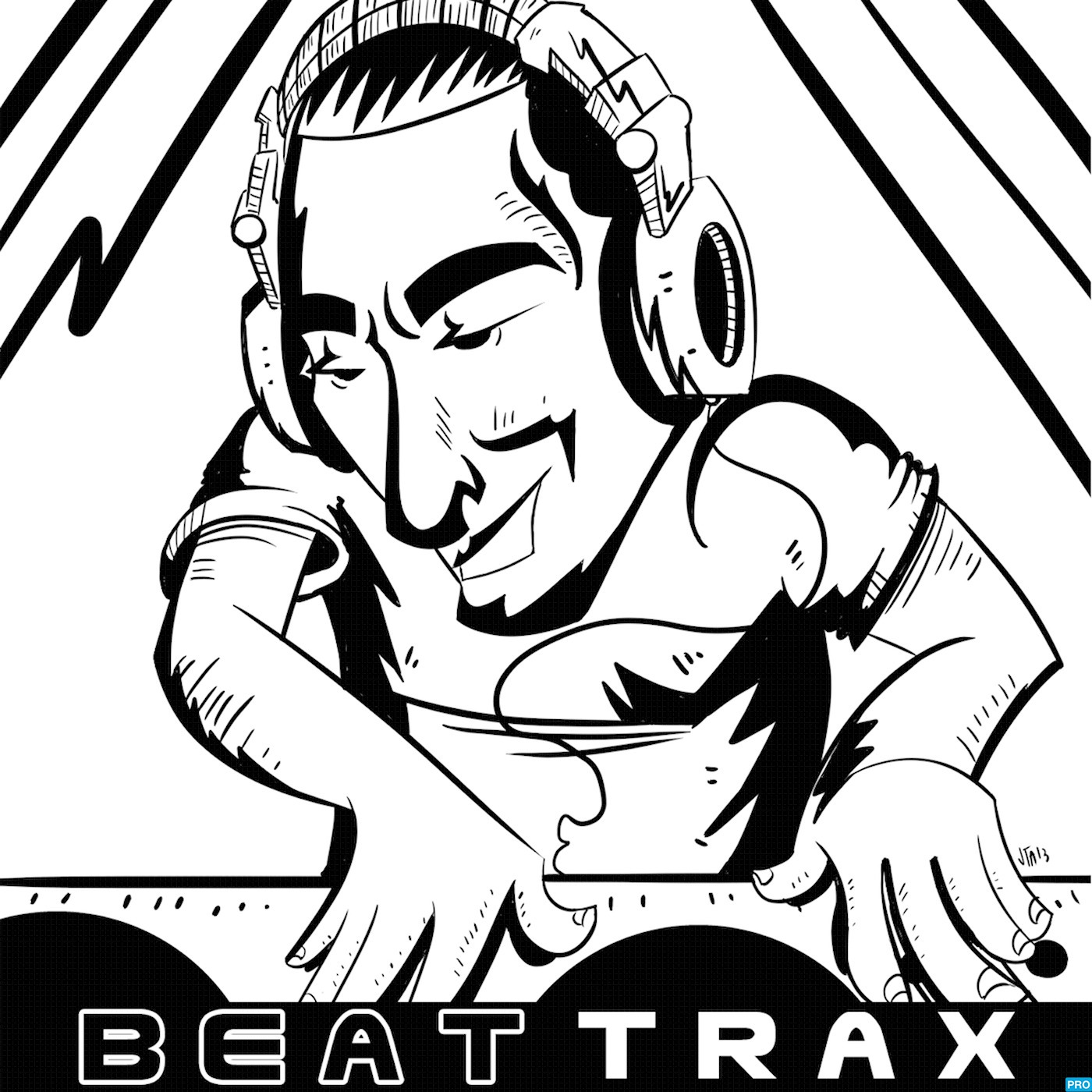 Beat Trax Podcast