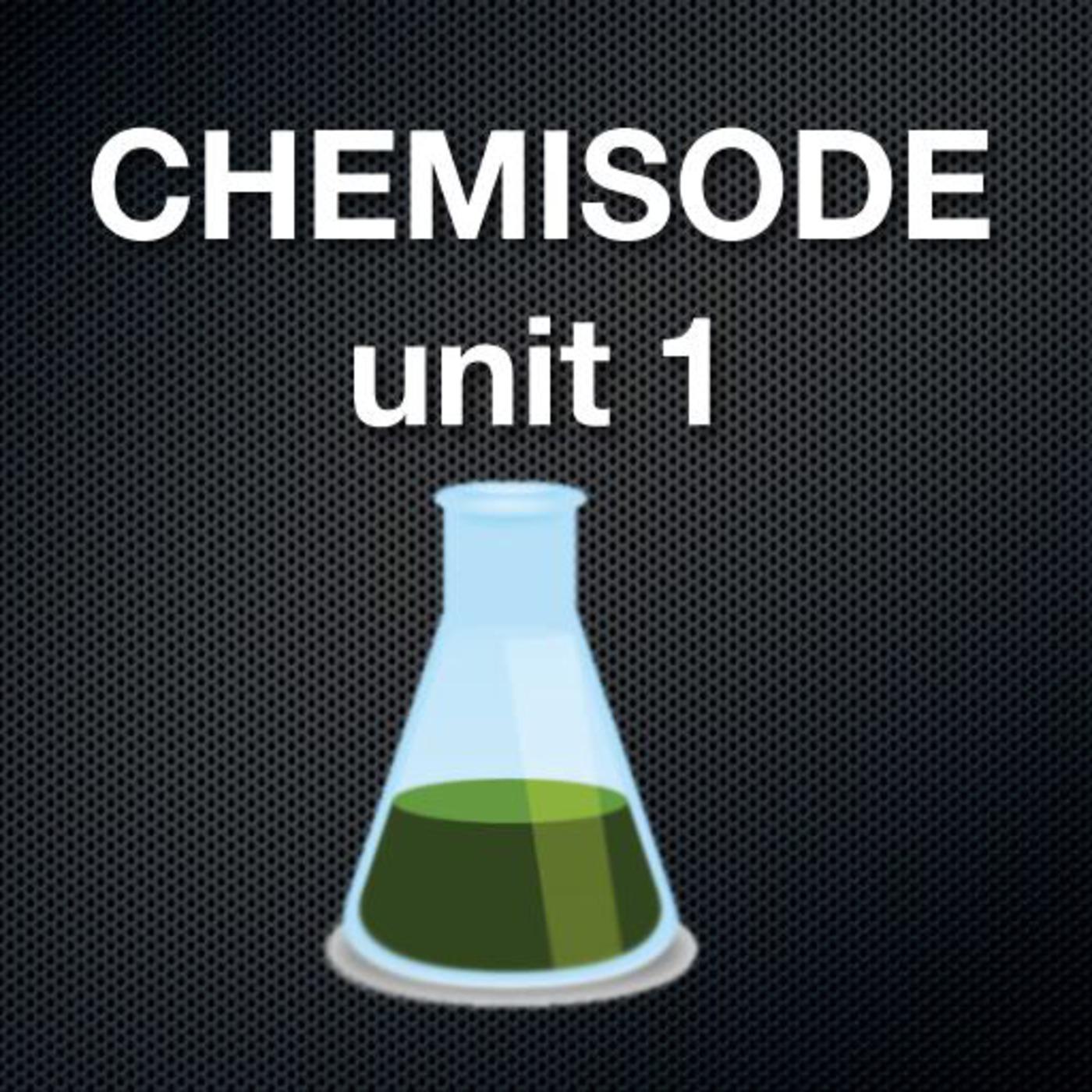 Chemisode Unit 1+2 VCE Chemistry