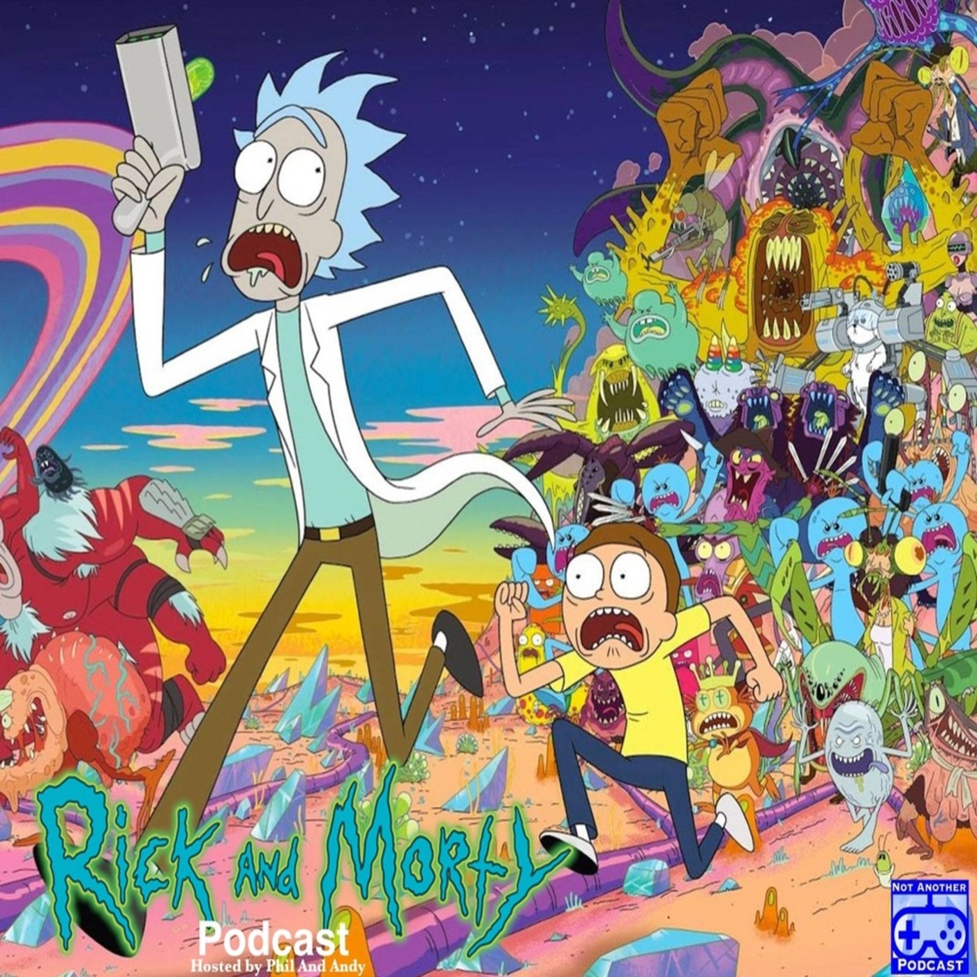 Rick and Morty Podcast Podcast - Listen, Reviews, Charts - Chartable