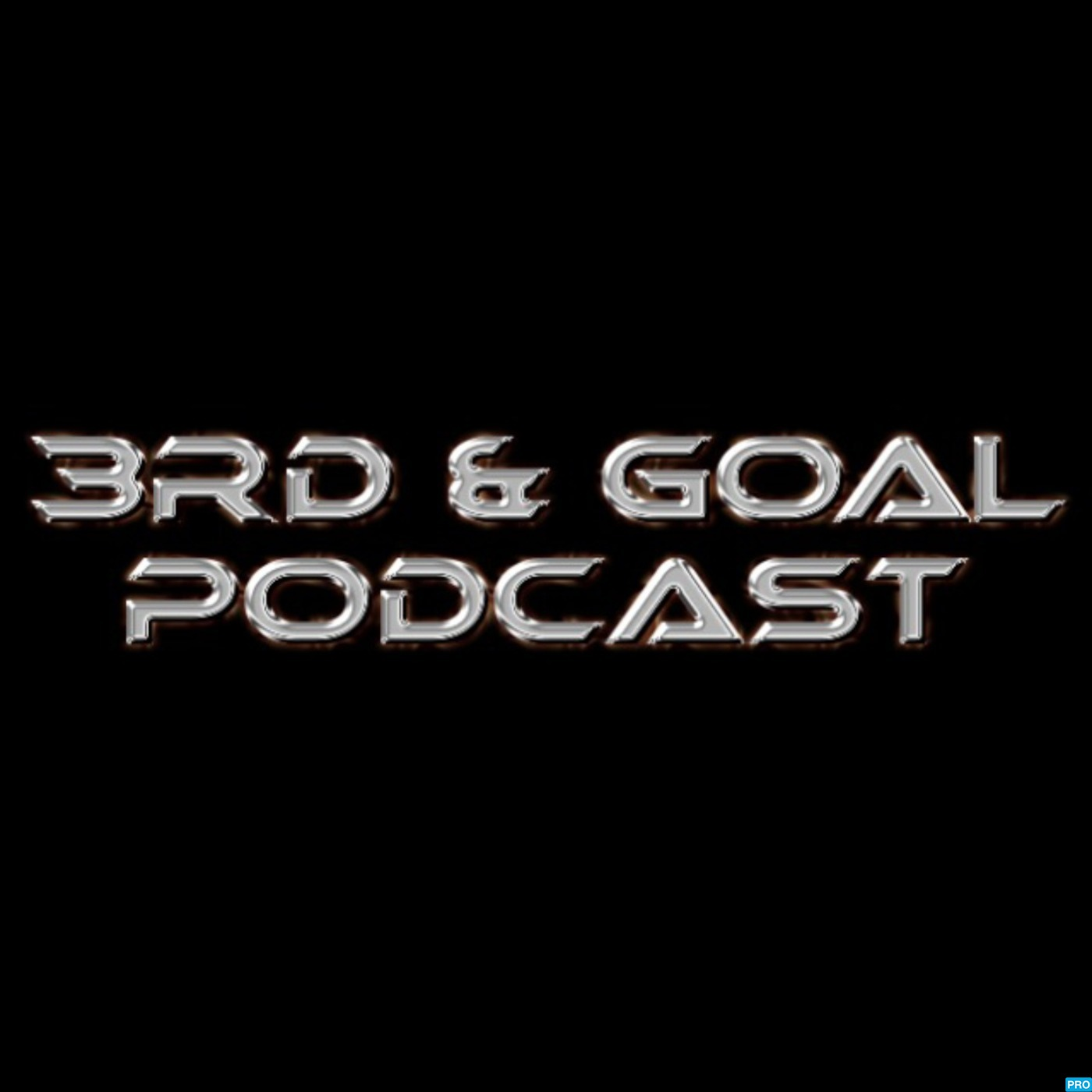 3rd and Goal Podcast