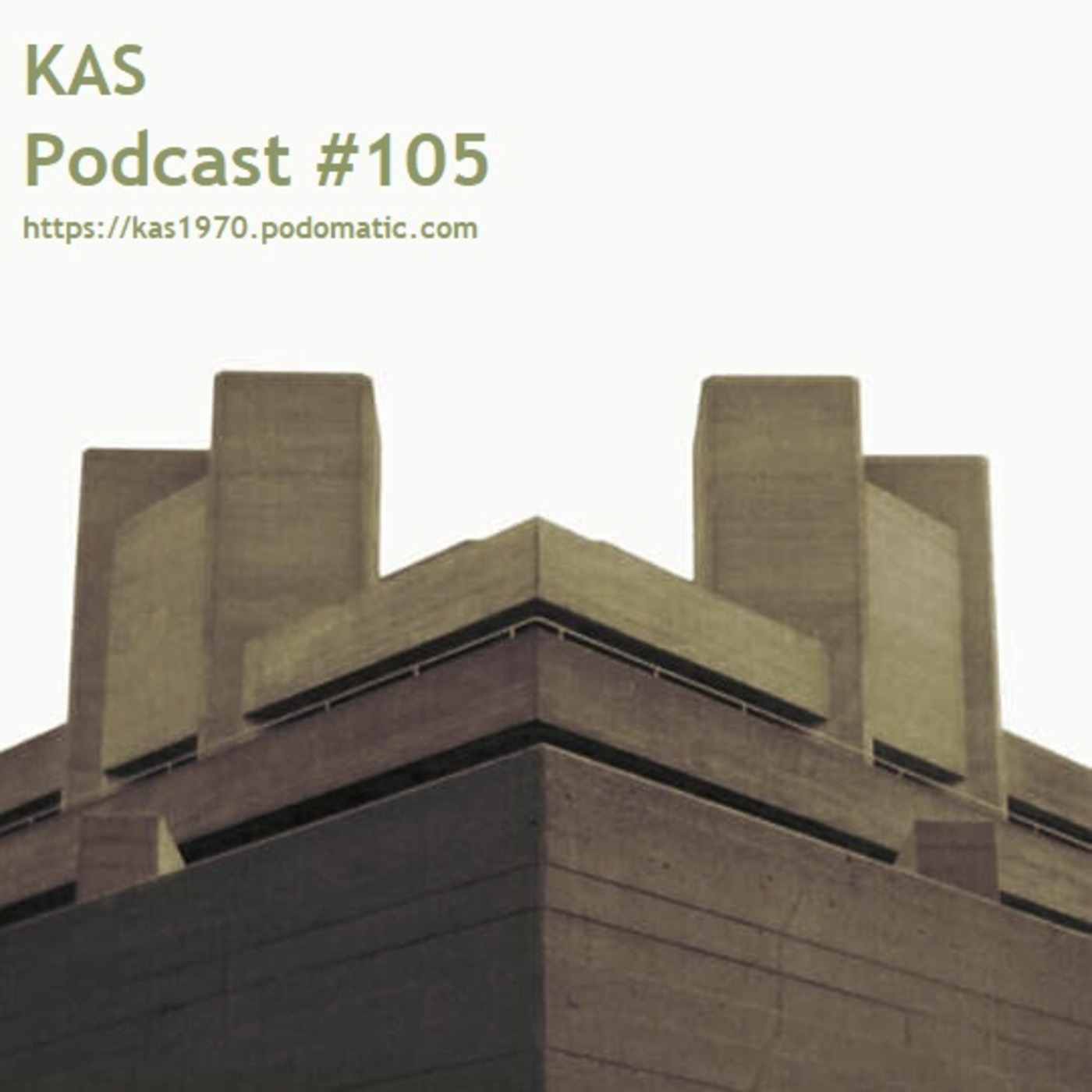 KAS - Podcast #105 Kader's Soulful/Deep/Afro House Podcast (Live