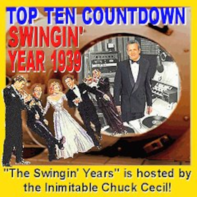 Chuck cecil swinging years playlist