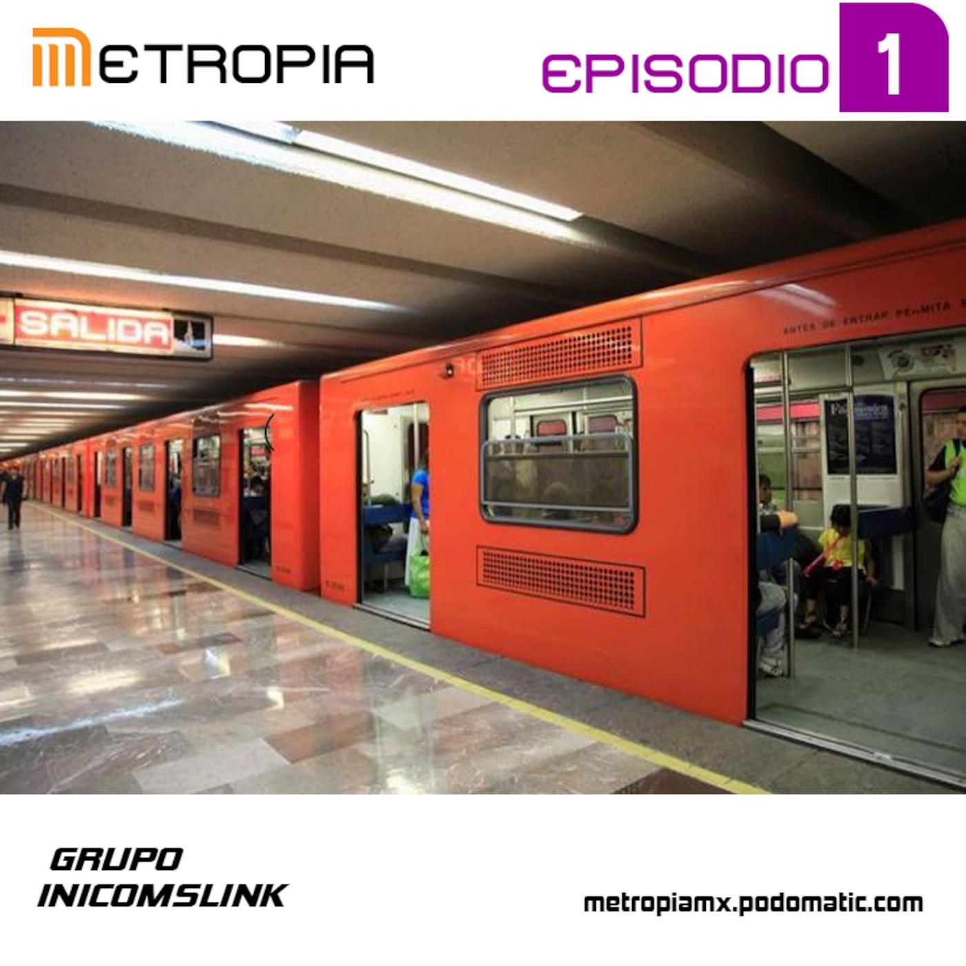 Metropia CDMX