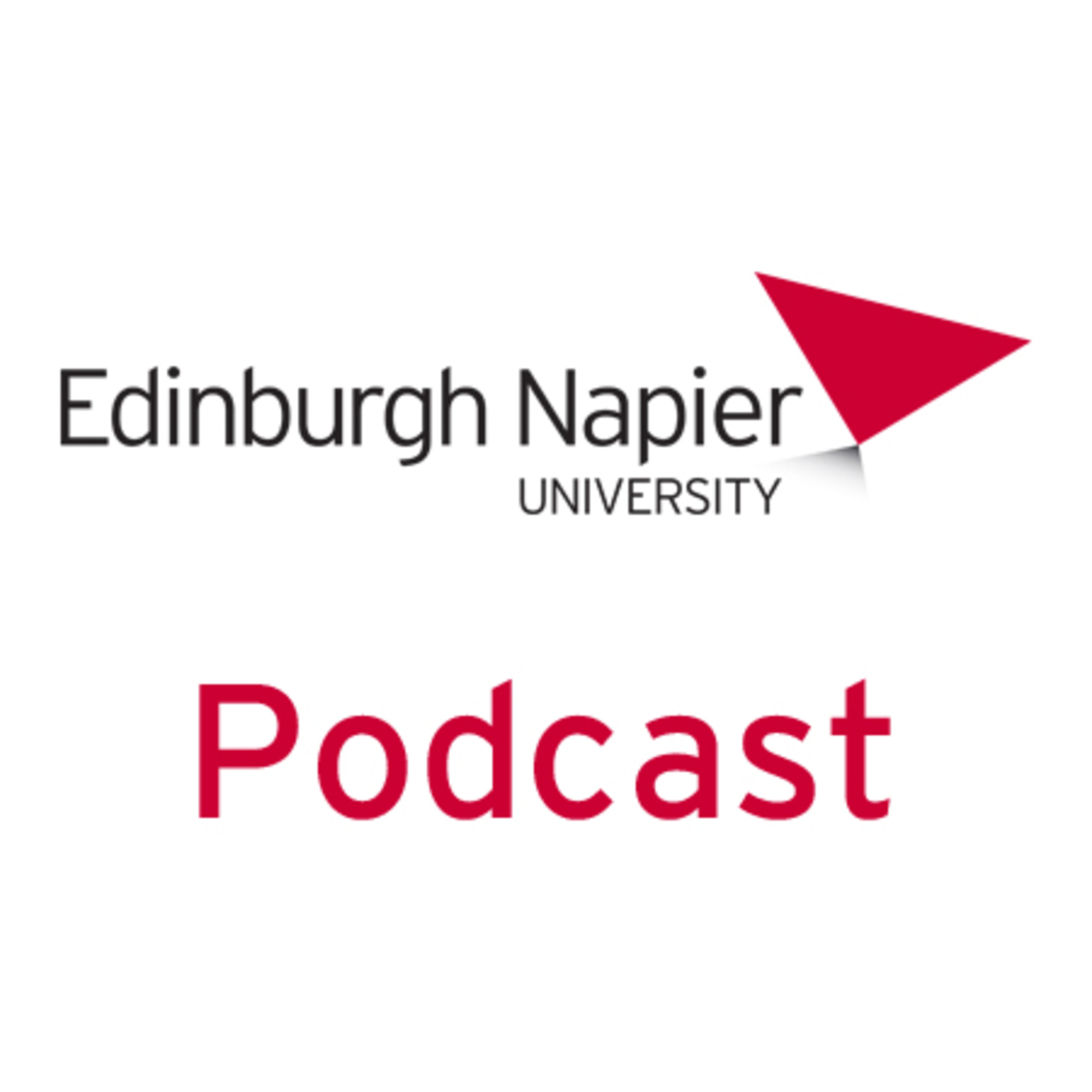 Edinburgh Napier University podcast