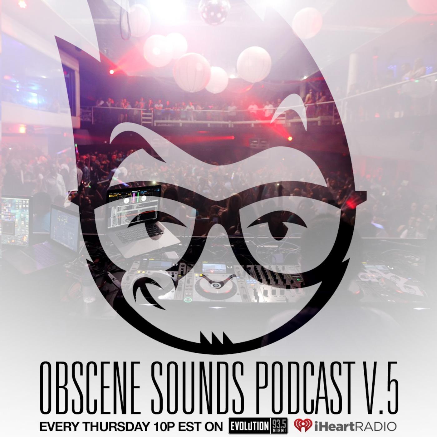 Obscene Sounds Podcast