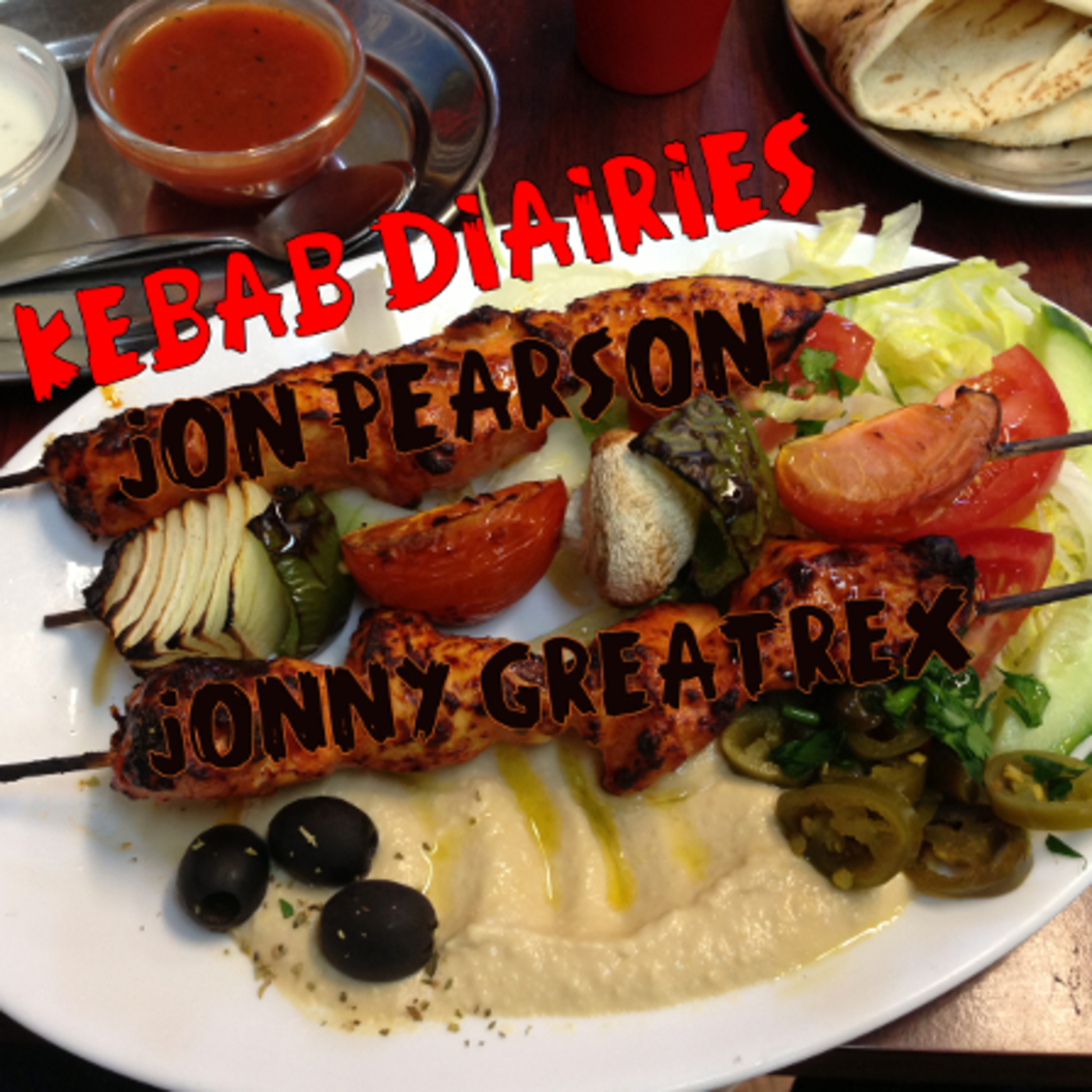 Two Jonnies: Kebab Diaries