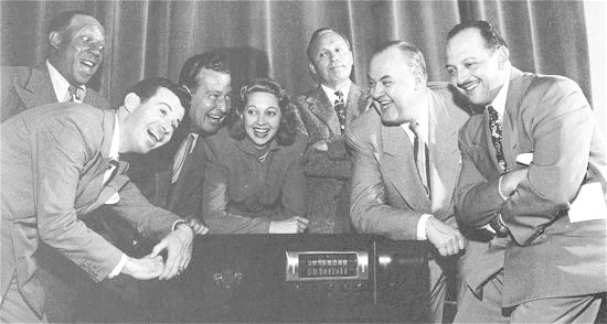 JACK BENNY - 1949-05-08 - Jack is Upset with the Cast