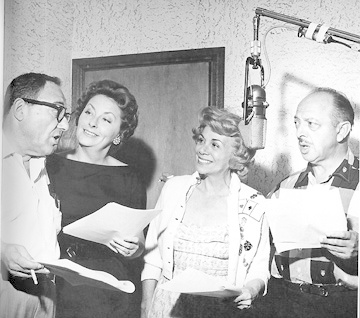 Monday with Mel Blanc! 1946-11-19 Mel Impersonates Mr Colby