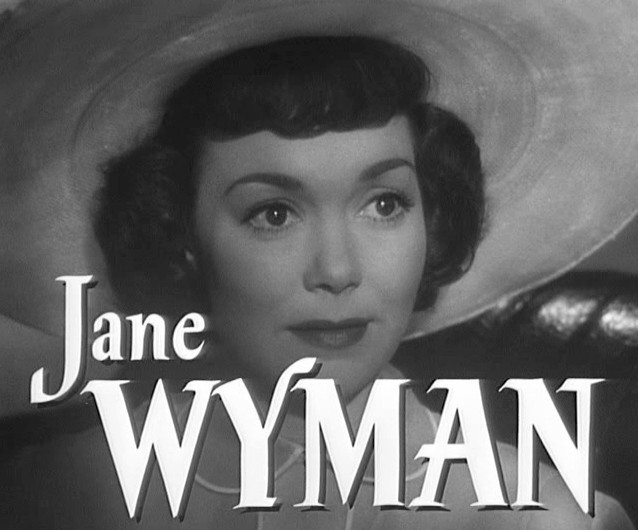 Suspense Saturday! 1949-02-17 Jane Wyman -  Catch Me If You Can