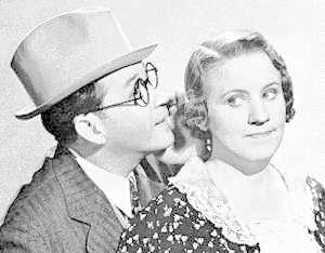 Fibber McGee and Molly UHQ 1940-02-13 ep0235 Egyptian Good Luck Ring