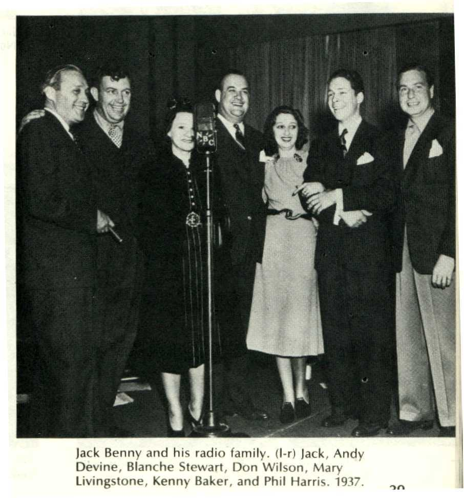 JACK BENNY - 1938-01-09 - From San Francisco
