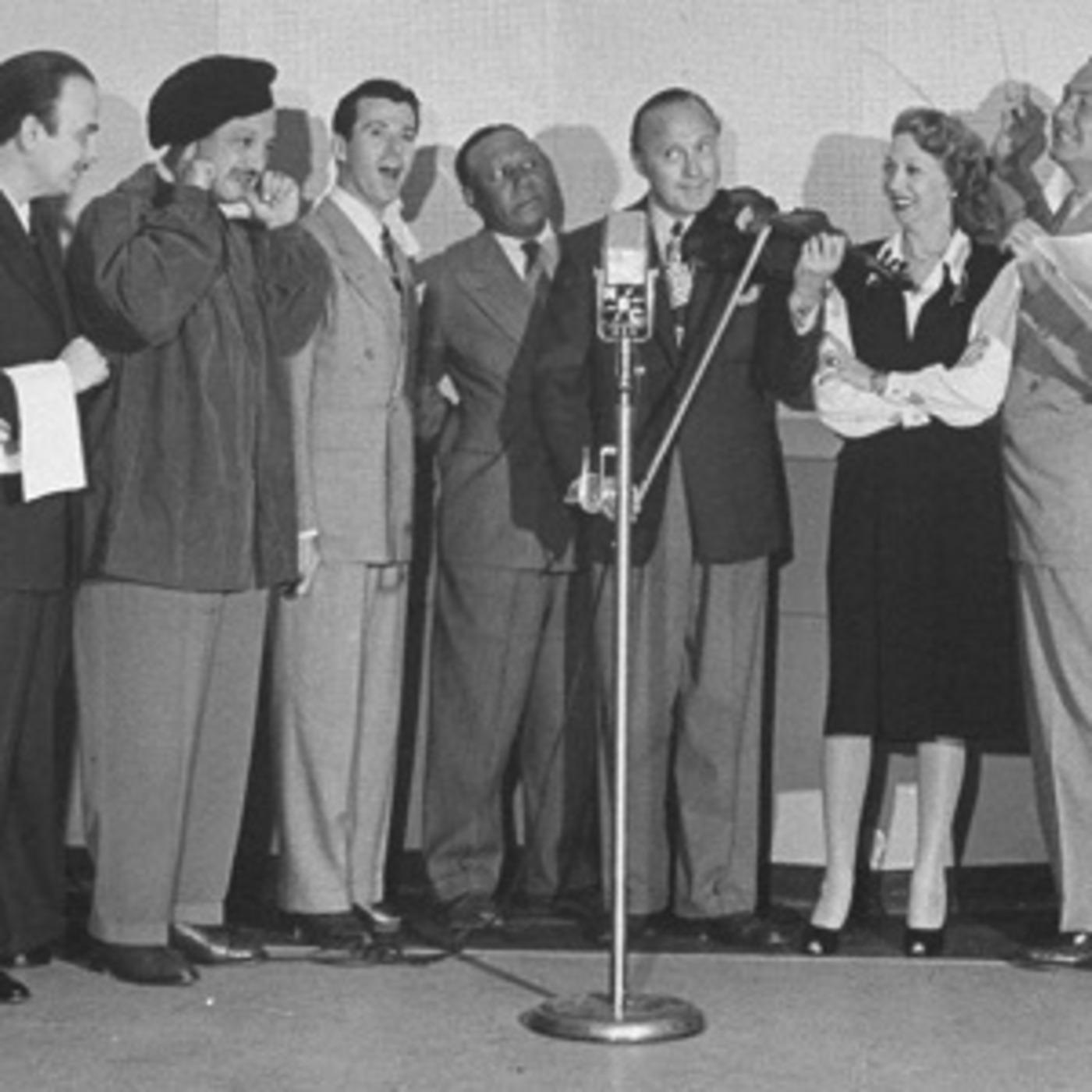 Jack Benny Podcast 1948-05-30 (658) I was framed
