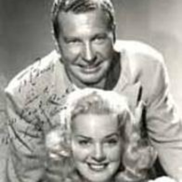 Phil Harris & Alice Faye 1951-04-08 - Selling RCA Victor Television sets