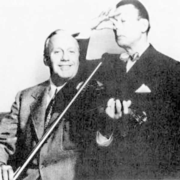 Fred Allen - Texaco Star Theater 1941-05-07 (31) Jack Benny's 10th Anniversary (East Coast)