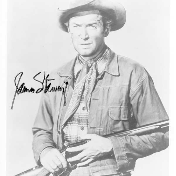 Jimmy Stewart Saturday Podcast - The Six Shooter 1953-10-18 Ep05 Rink Larkin