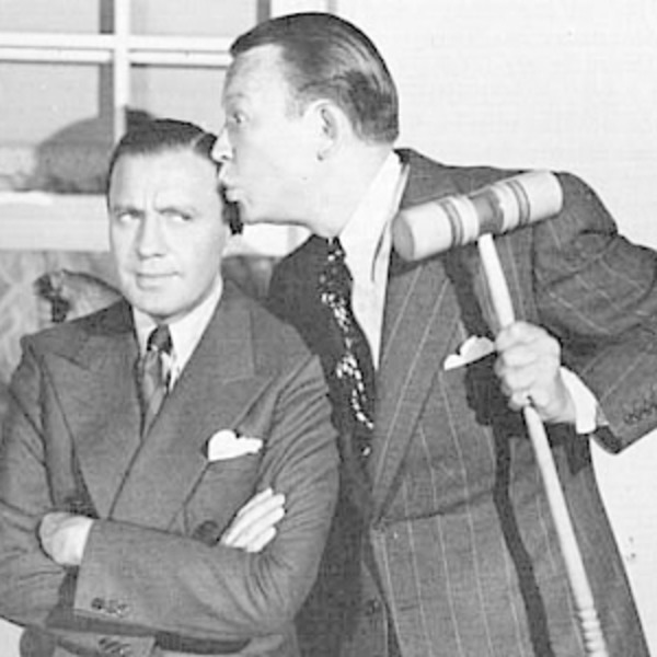 1943-01-10 Podcast - Fred Allen Show - Guest - Jack Benny