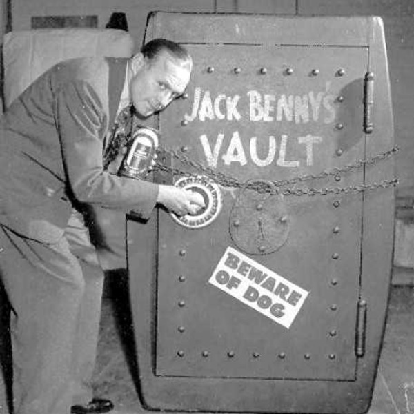 Jack Benny Podcast 1945-01-07 1st Train Station and Vault