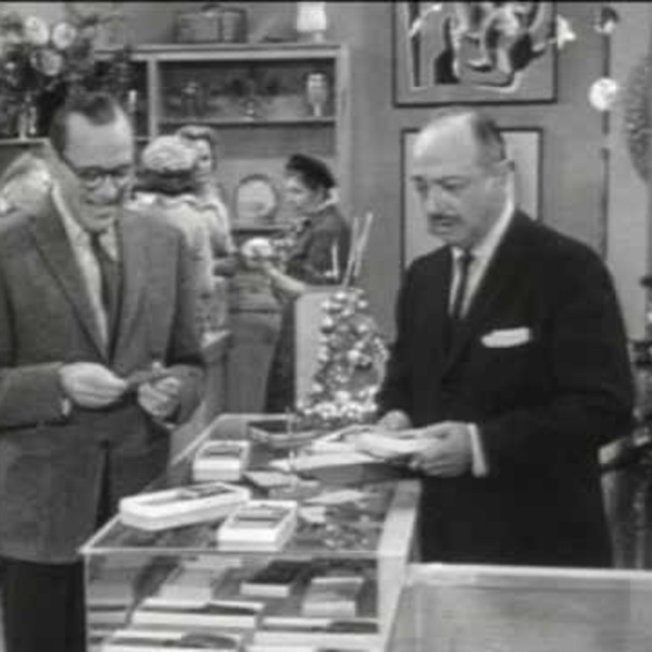Jack Benny 1937-12-12 (275) Christmas Special - First Christmas Shopping Show