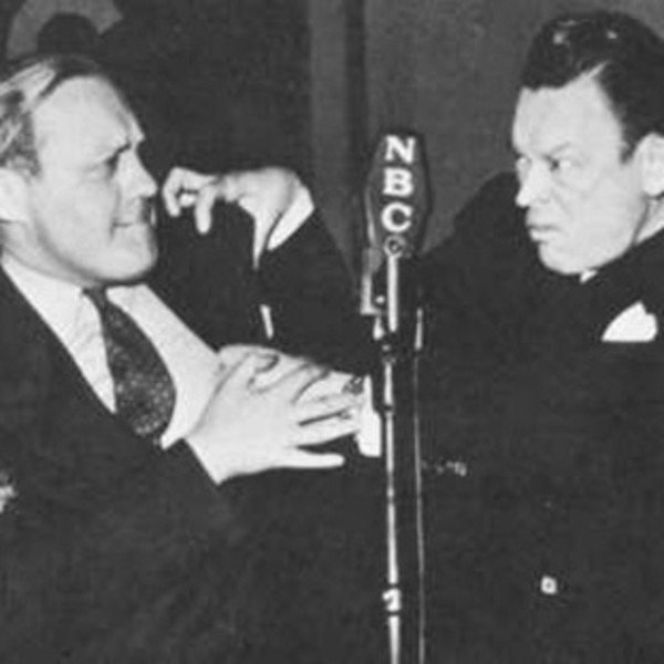 Fred Allen Podcast 1936-02-26 (073) (Excerpt) Guest Jack Benny and Mary Livingstone  - 1936-03-04 (074) Murder Backstage