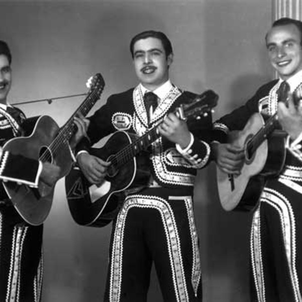 Jack Benny Podcast 1941-03-16 (403) Guadalajara Trio - Palm Springs' Prices (major sound re-edit)