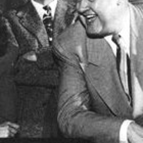 Behind The Mike 1941-05-04 (33) Don Wilson Interviews Jack Benny about his 10th Anniversary in Radio