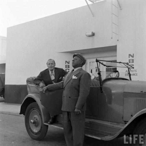 Jack Benny Podcast 1941-10-19 (417) Returning to Hollywood
