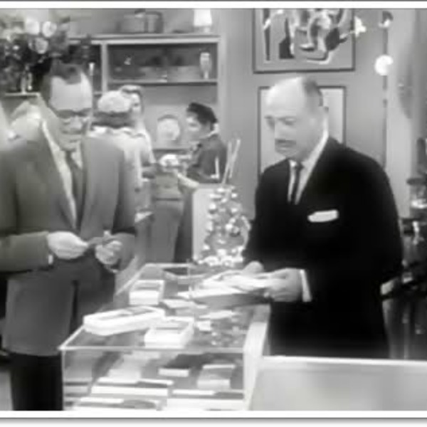 Jack Benny Podcast 1946-12-08 (599) Jack Buys Don Shoe Laces for Christmas