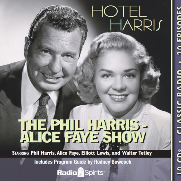 Phil Harris Podcast 1951-12-16 Phils Easy Chair