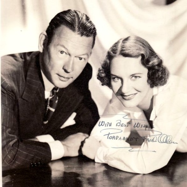 Fred Allen - Town Hall Tonight 1936-12-16 (103) The Million Dollar Smile