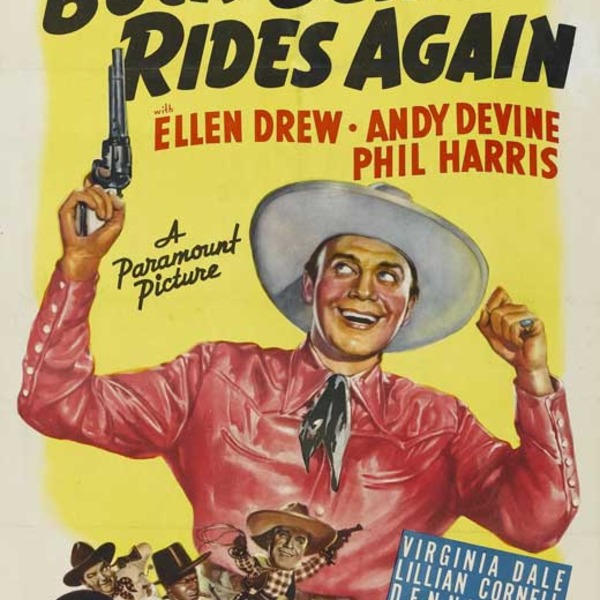 Jack Benny Podcast 1936-12-27 (238) Buck Benny Rides Again and Again - Chapter 5