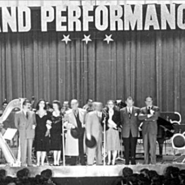 Christmas Special Podcast - Command Performance  1944-12-25 - 1944 Christmas Special