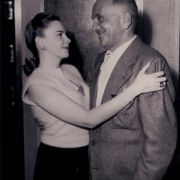 Judy Garland Theater - Al Jolson's Kraft Music Hall 1948-09-30 First Song - Is It True What They Say About Dixie, Guest - Judy Garland