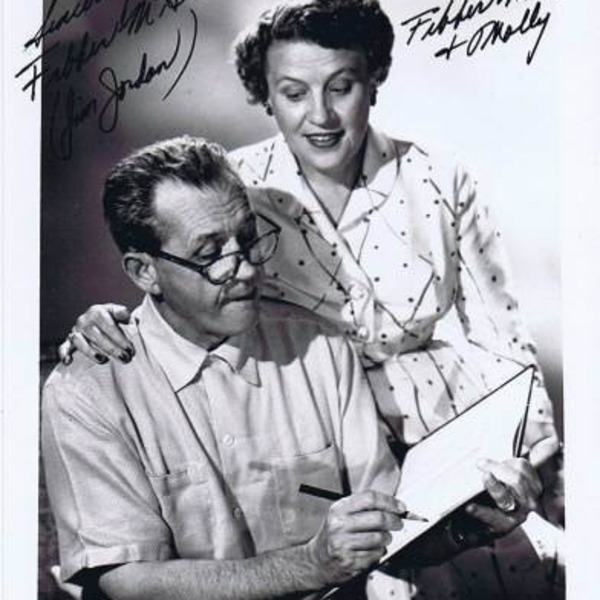 Fibber McGee and Molly 1942-01-20 Mrs Uppingtons Window - Part Two