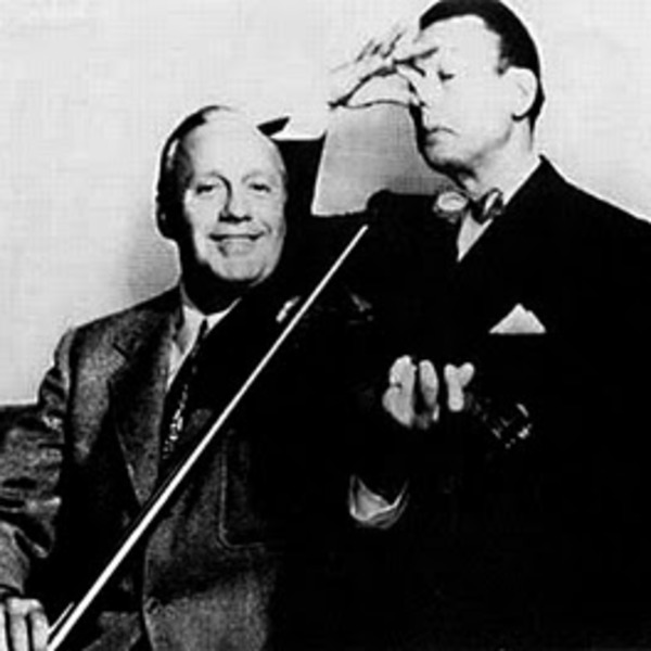 Jack Benny Podcast 1937-01-31 (243) Next Sunday Jack Will Play 'The Bee' with a rare Fred Allen clip - Benny-Allen Feud week 5