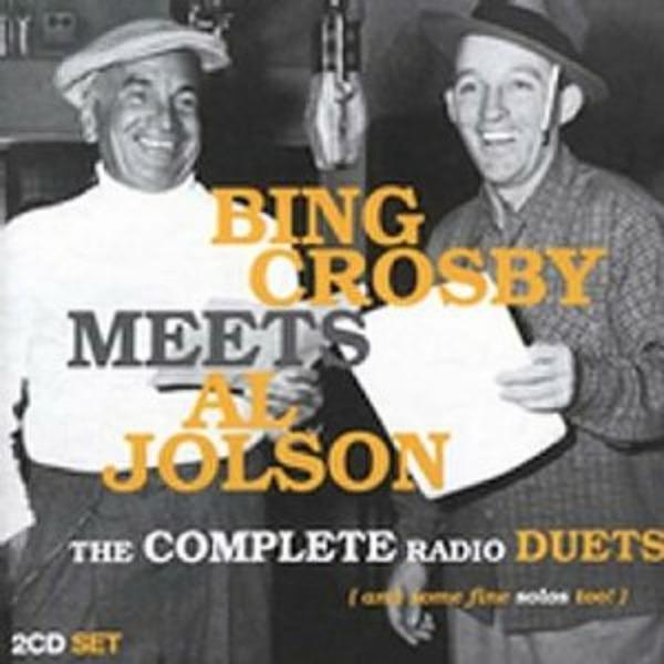 Bing Crosby 1947-01-15 Guest Al Jolson