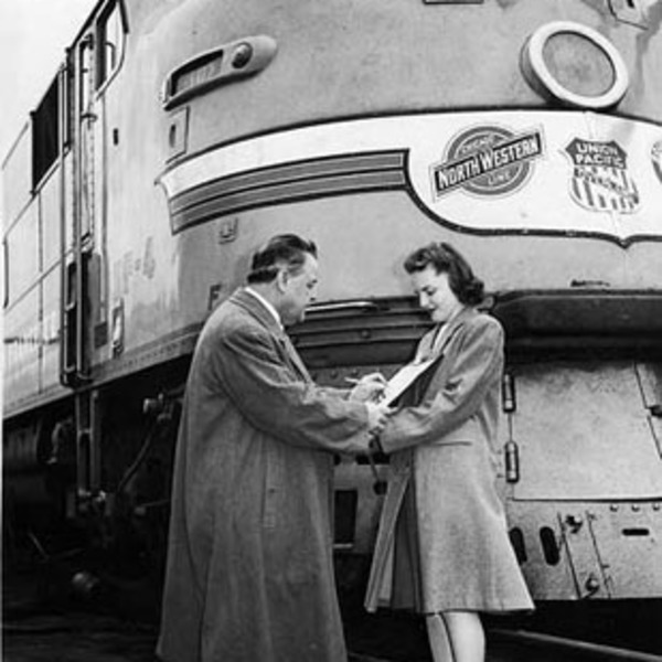 Jack Benny Podcast 1952-02-10 (795) To New York by Train to Publish Jack's Song
