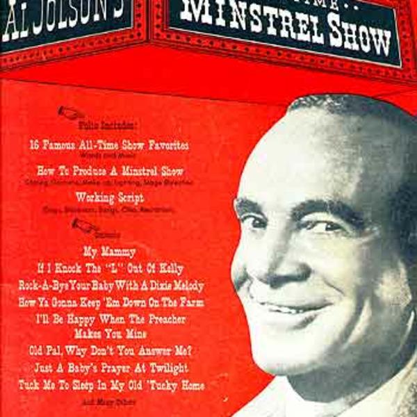 Bing Crosby 1947-04-02 Guest Al Jolson - Minstrel Show