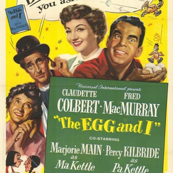 Jack Benny Podcast 1947-04-20 (618) The Egg and I